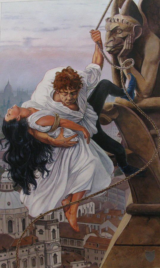 The Hunchback of Notre Dame by Patrick Whelan
