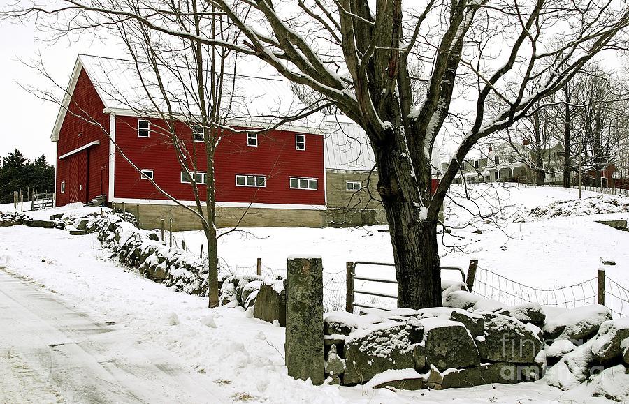 Maine Photograph - The Inn by Laura Mace Rand