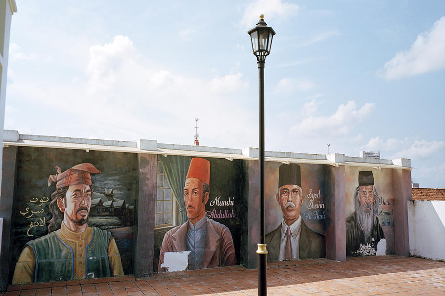 Asia Photograph - The Intellectuals by Shaun Higson