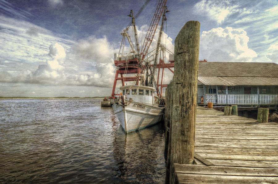 Shrimp Photograph - The Jet Steam II by John Adams