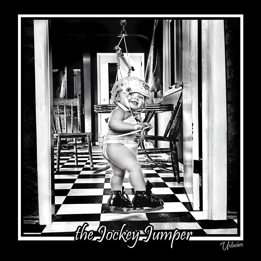 The Jockey Jumper by Elizabeth Urlacher