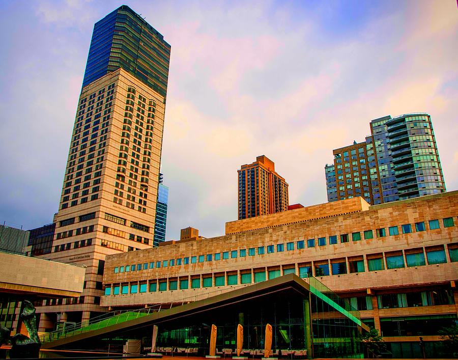 The Juilliard School Photograph By Cathy Smith