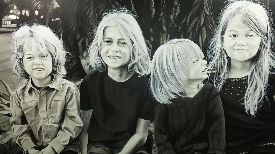 The Kids by Scott Robinson