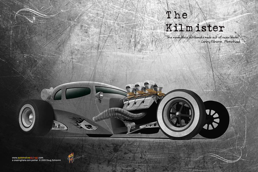 The Kilmister by Doug Schramm