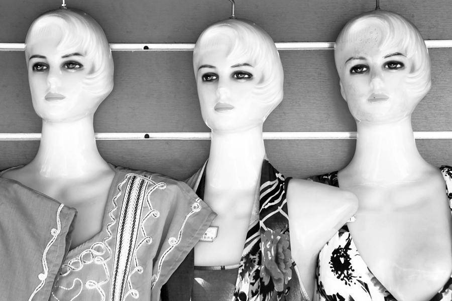 Egypt Photograph - The Kimo Three by Jez C Self