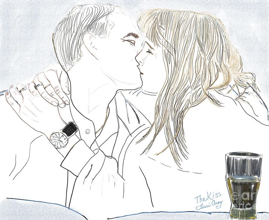 The Kiss by Terri Creasy
