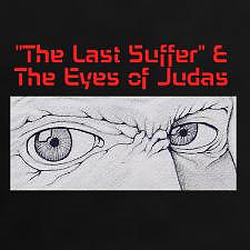 The Last Suffer The Eyes Of Judas Drawing by Benita Solomon