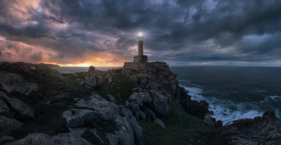 The Light At The End Of The World Photograph by Carlos F. Turienzo
