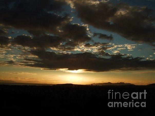Sunrise Photograph - The Light Of The Dawn-5 by Katerina Kostaki
