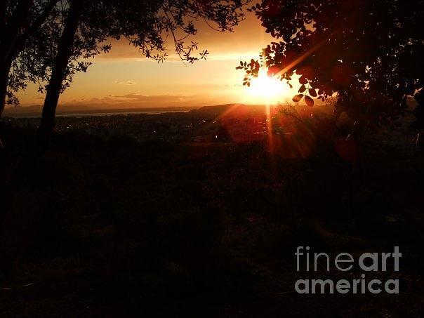 Sunrise Photograph - The Light Of The Dawn by Katerina Kostaki