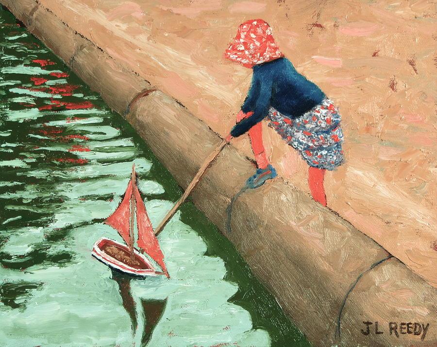 The Littlest Sailor by J Loren Reedy
