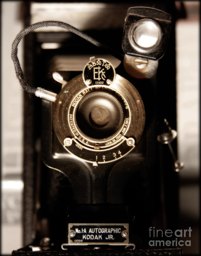 Camera Photograph - The Locomotive  by Steven Digman