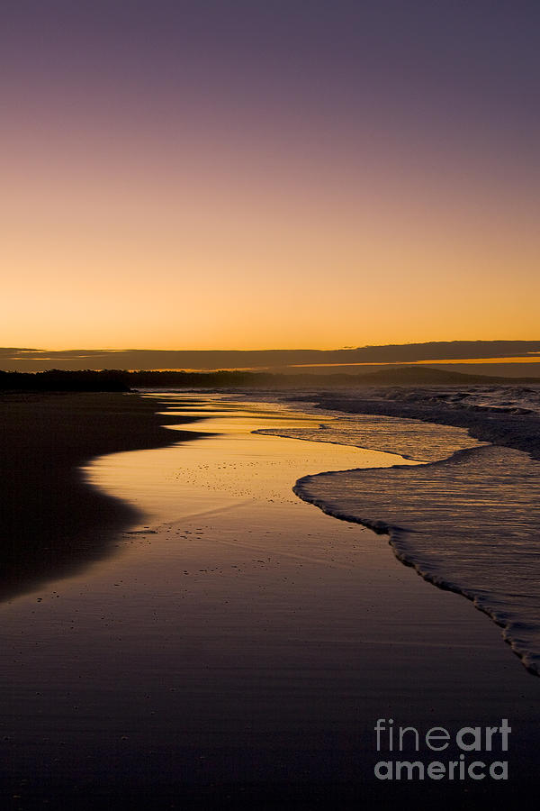 Beach Photograph - The Long Road by Nicole Doyle