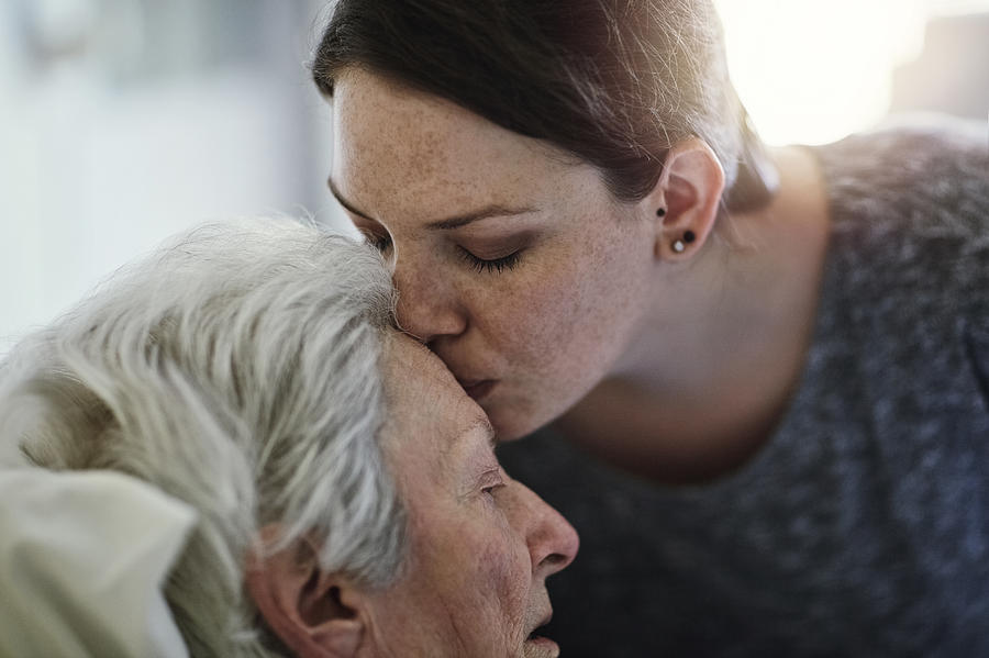 The love between a mother and daughter Photograph by PeopleImages