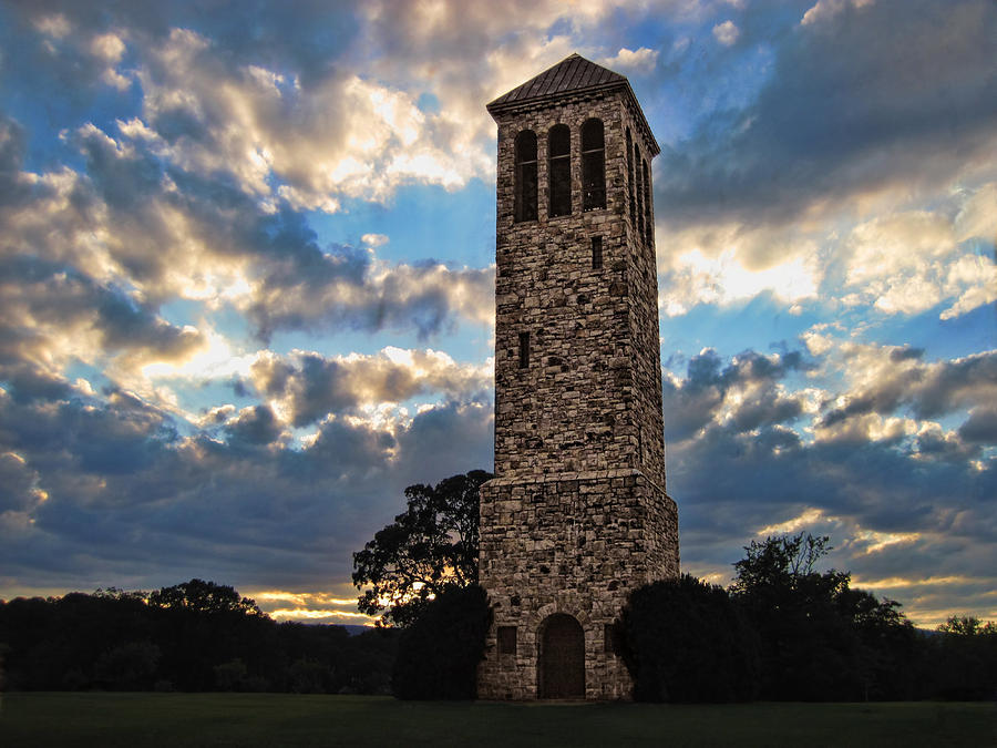 Landmark Photograph - The Luray Singing Tower by Lara Ellis
