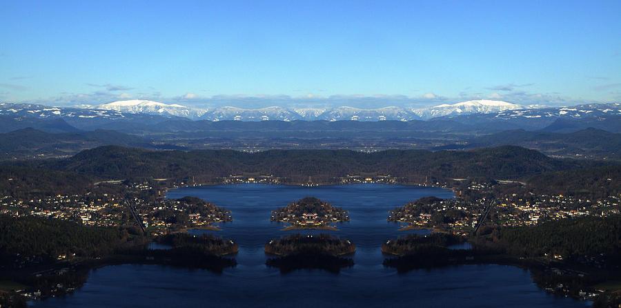 Lake Photograph - The Magic Lake by Sir Josef - Social Critic - ART