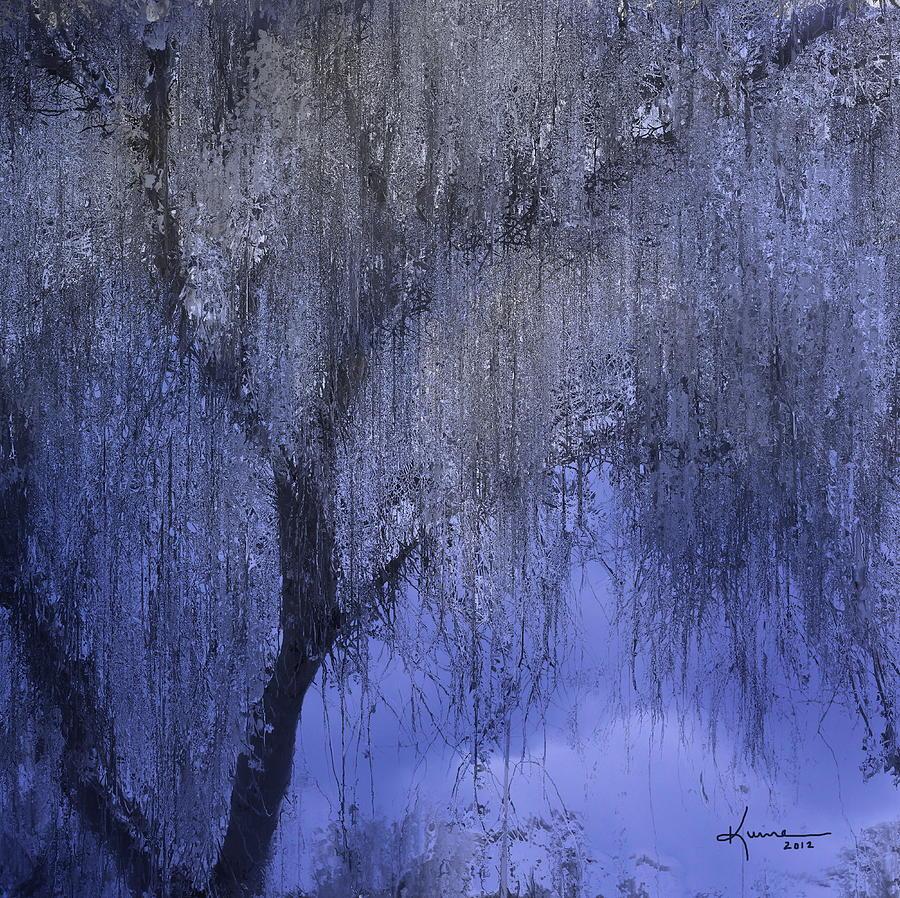 Magic Mixed Media - The Magic Tree by Kume Bryant