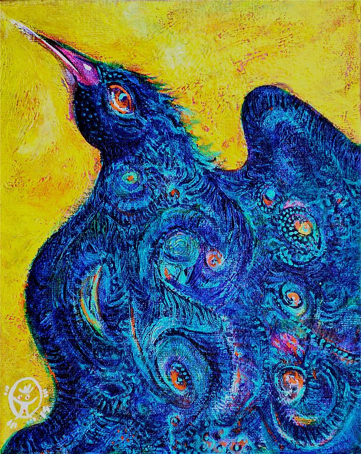 The Magical Bird Painting