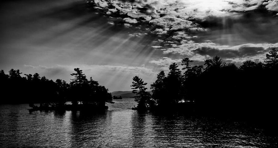 The Majestic Lake George Photograph