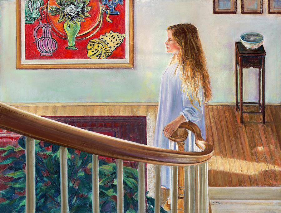 Birdseye Art Studio Painting - The Matisse by Nick Payne
