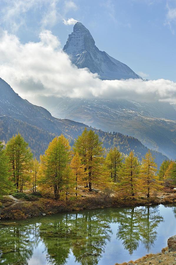 The Matterhorn Switzerland Photograph by Thomas Marent