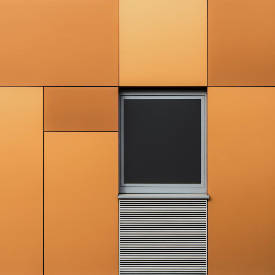 Abstract Photograph - The Medals Wall by Luc Vangindertael (lagrange)