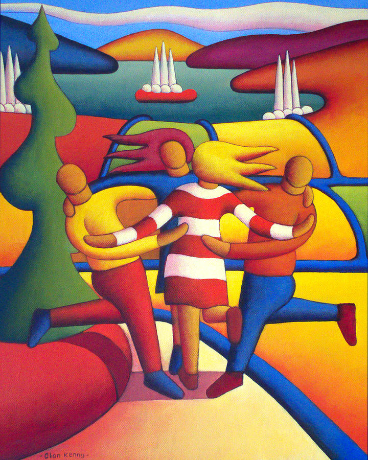 The Merry Dance by Alan Kenny