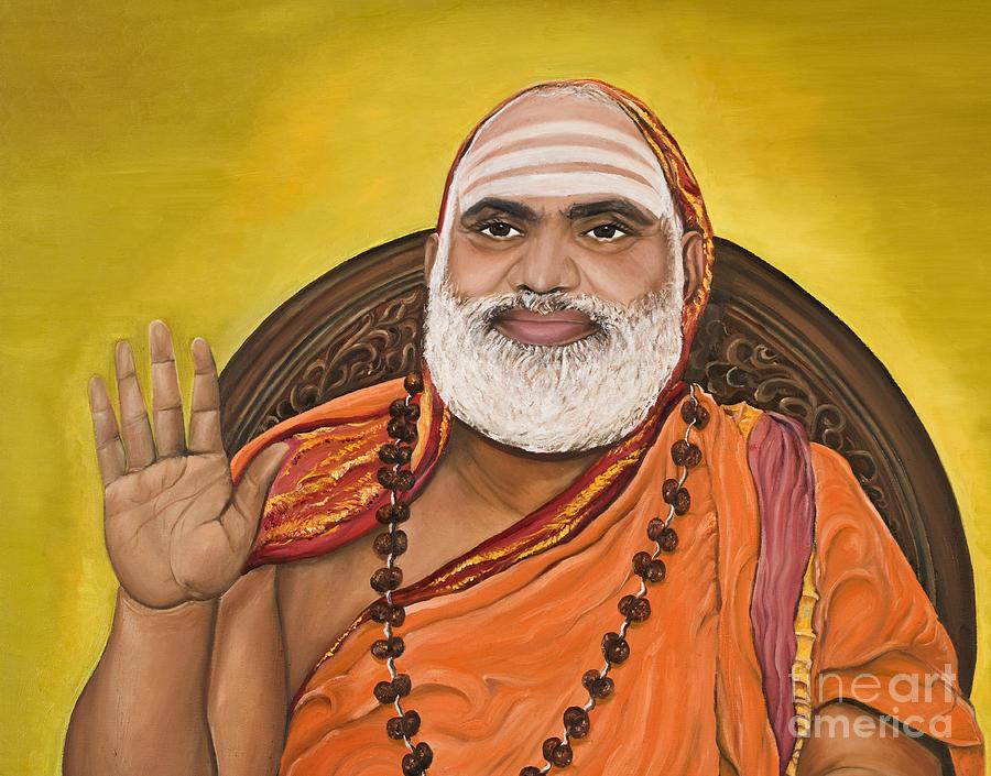The Messenger Painting by Sweta Prasad