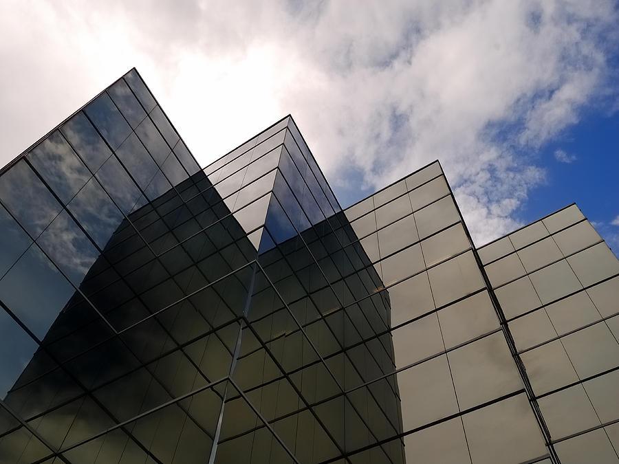 Buildings Photograph - The Metropolitan View by Steven Milner