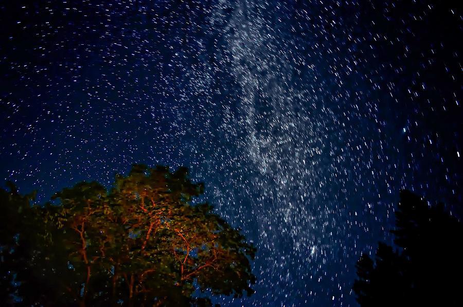 Galaxy Photograph - The Milky Way 2 by Steve Harrington