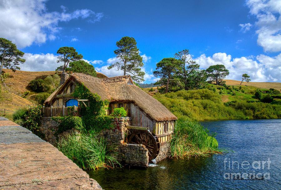 The Mill 2 by Sue Karski