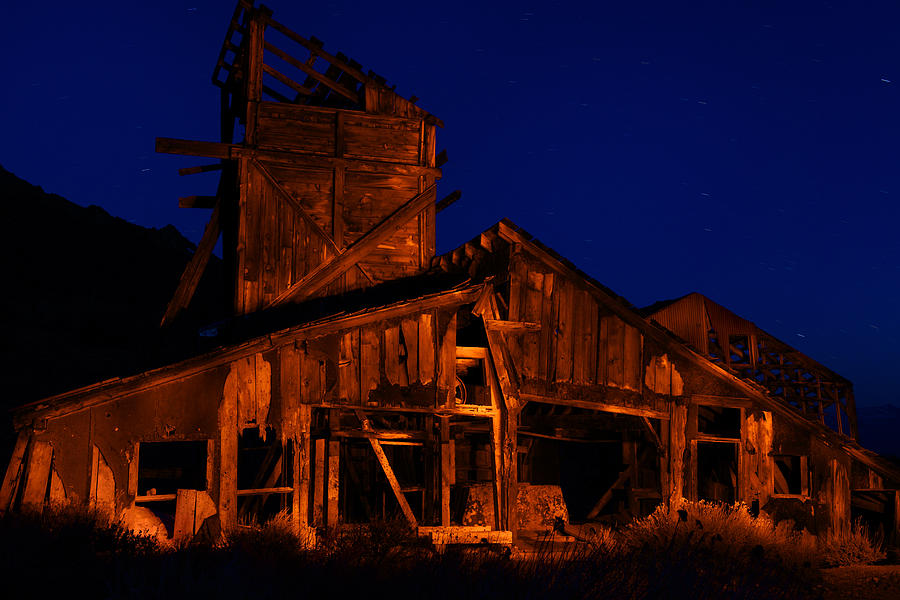 Chemung Photograph - The Mill by Greg Thelen
