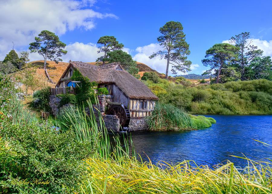 The Mill by Sue Karski
