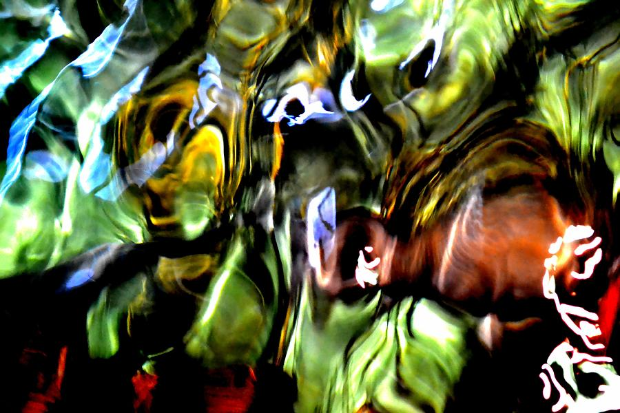 Abstract Photograph - The Minds Eye  by Deena Stoddard