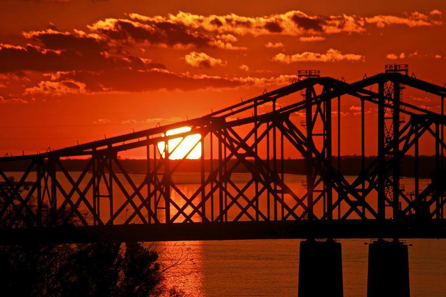 Image result for mississippi sunset images