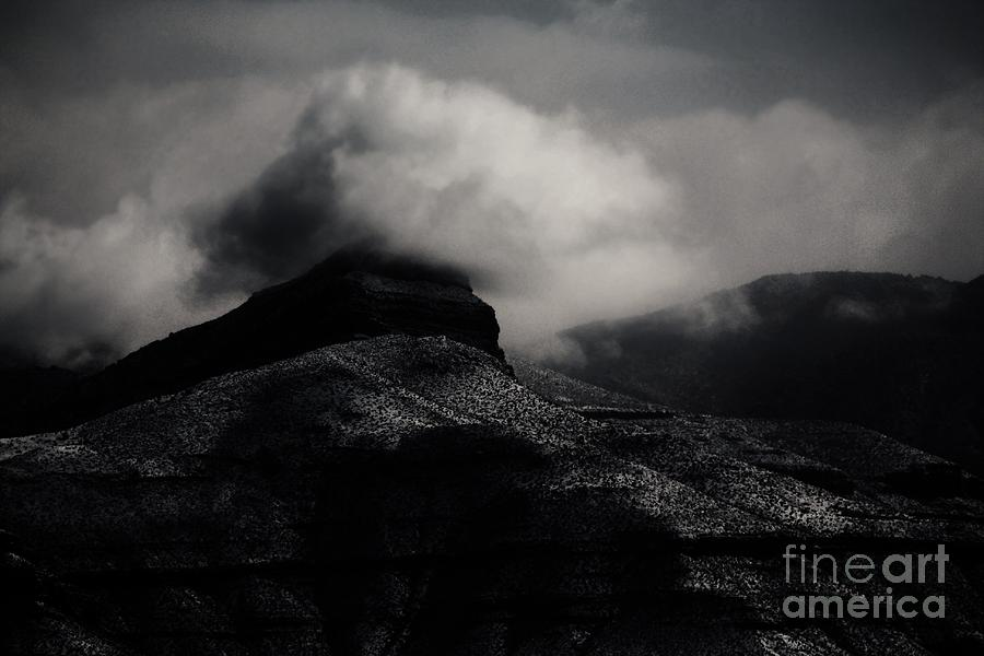 Mountains Photograph - The Mist by Jessica Shelton