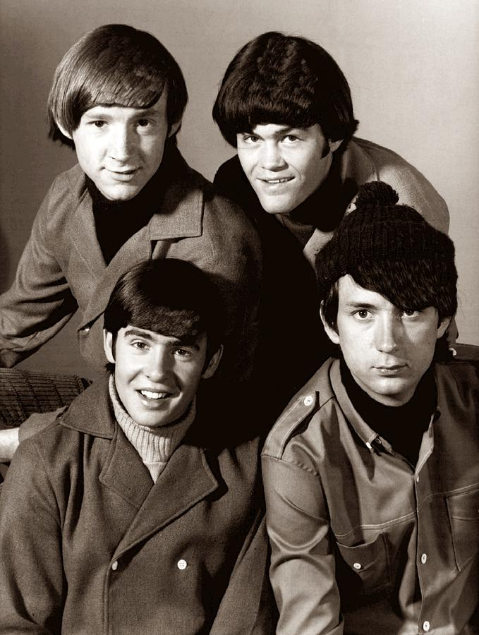 The Monkees Photograph - The Monkees 2 by Movie Poster Prints