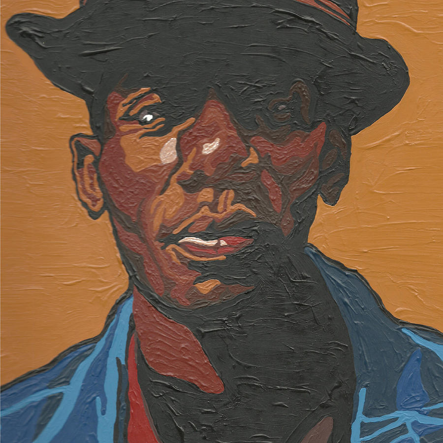 Yasiin Bey Photograph - The Most Beautiful Boogie Man by Rachel Natalie Rawlins