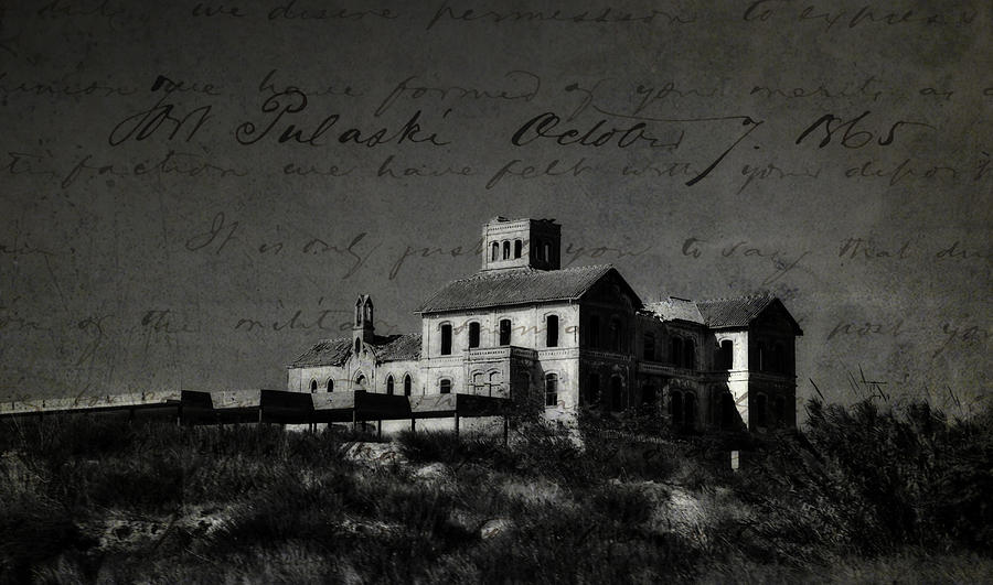 Spain Photograph - The Most Haunted House In Spain. Casa Encantada. Welcome To The Hell by Jenny Rainbow