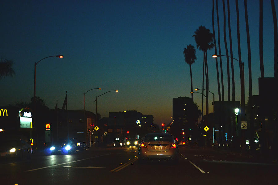 California time in