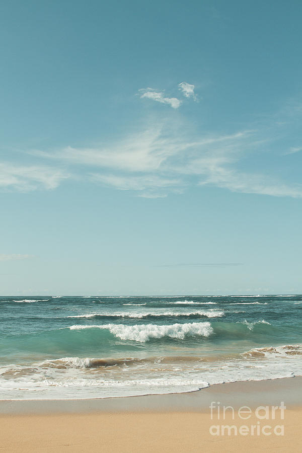 Maui Photograph - The Ocean Of Joy by Sharon Mau