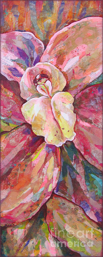 The Orchid Painting