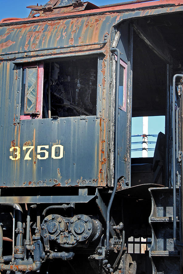 Trains Photograph - The Office by Skip Willits