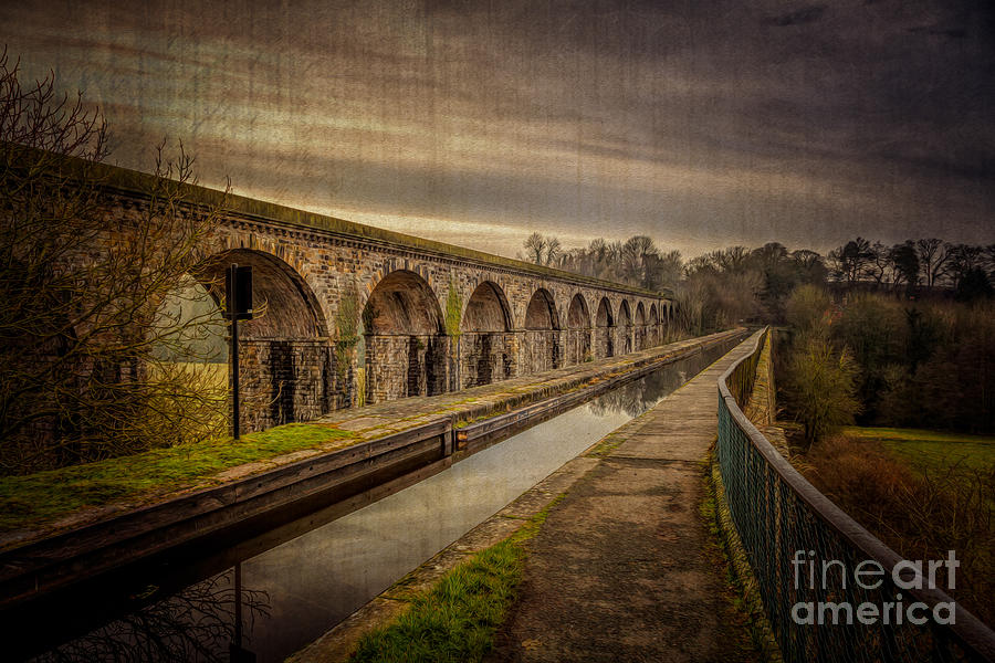 1801 Photograph - The Old Aqueduct by Adrian Evans