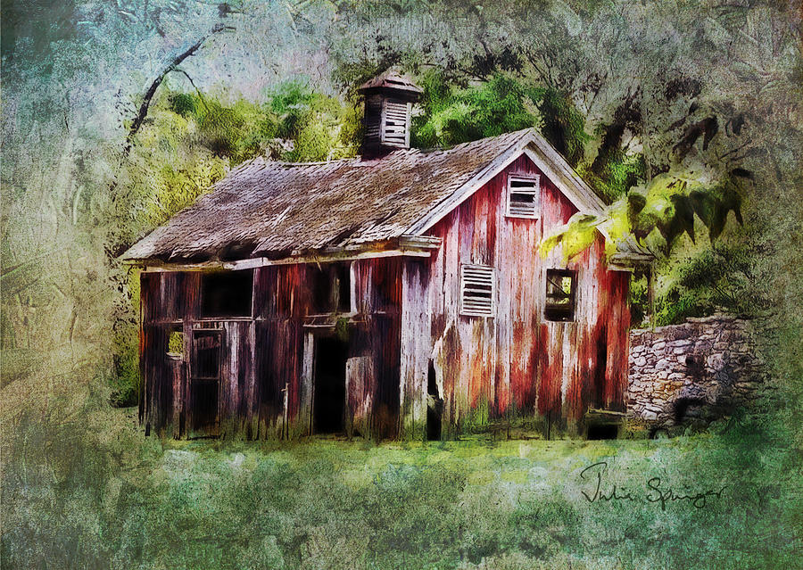The Old Barn by Julia Springer