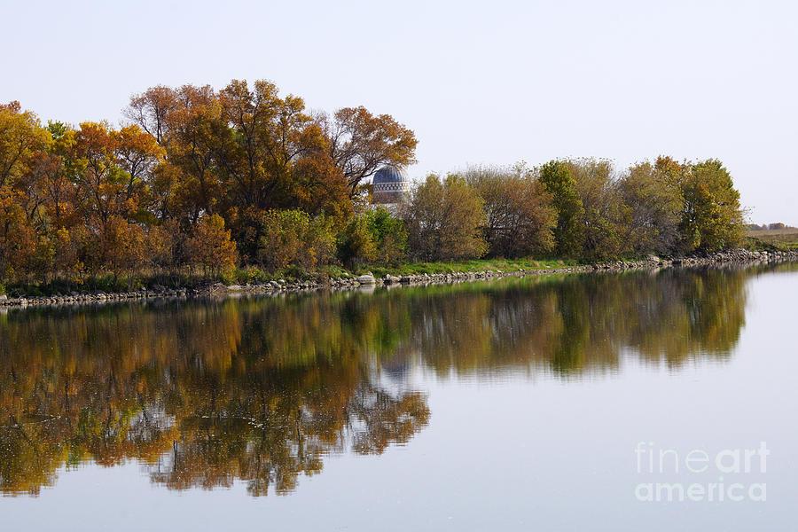 Lake Photograph - The Old Fishing Hole  by Lori Tordsen