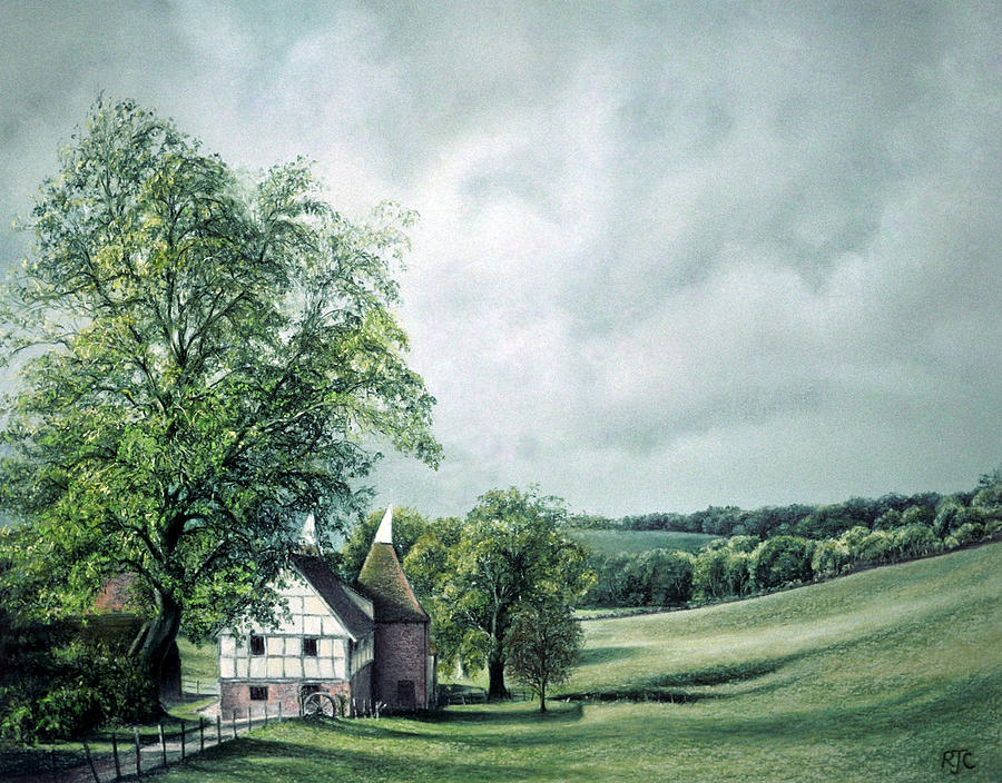 The Old Lime Tree Painting