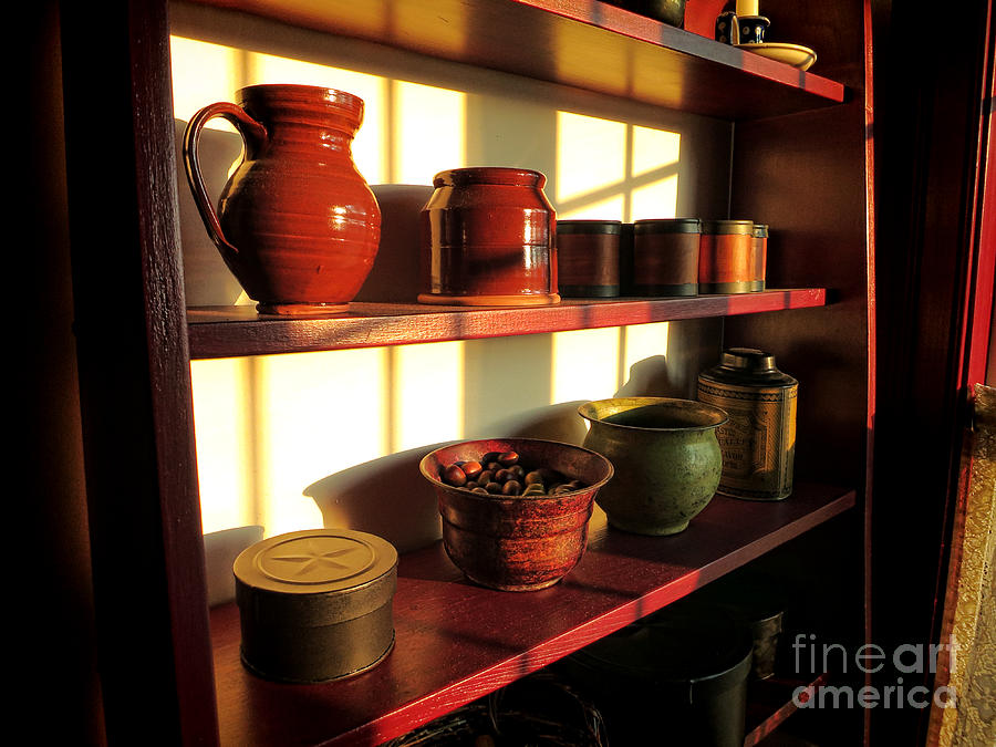 Collectible Photograph - The Old Pantry by Olivier Le Queinec
