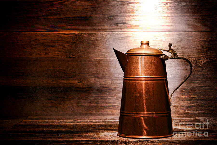 Pitcher Photograph - The Old Pitcher by Olivier Le Queinec