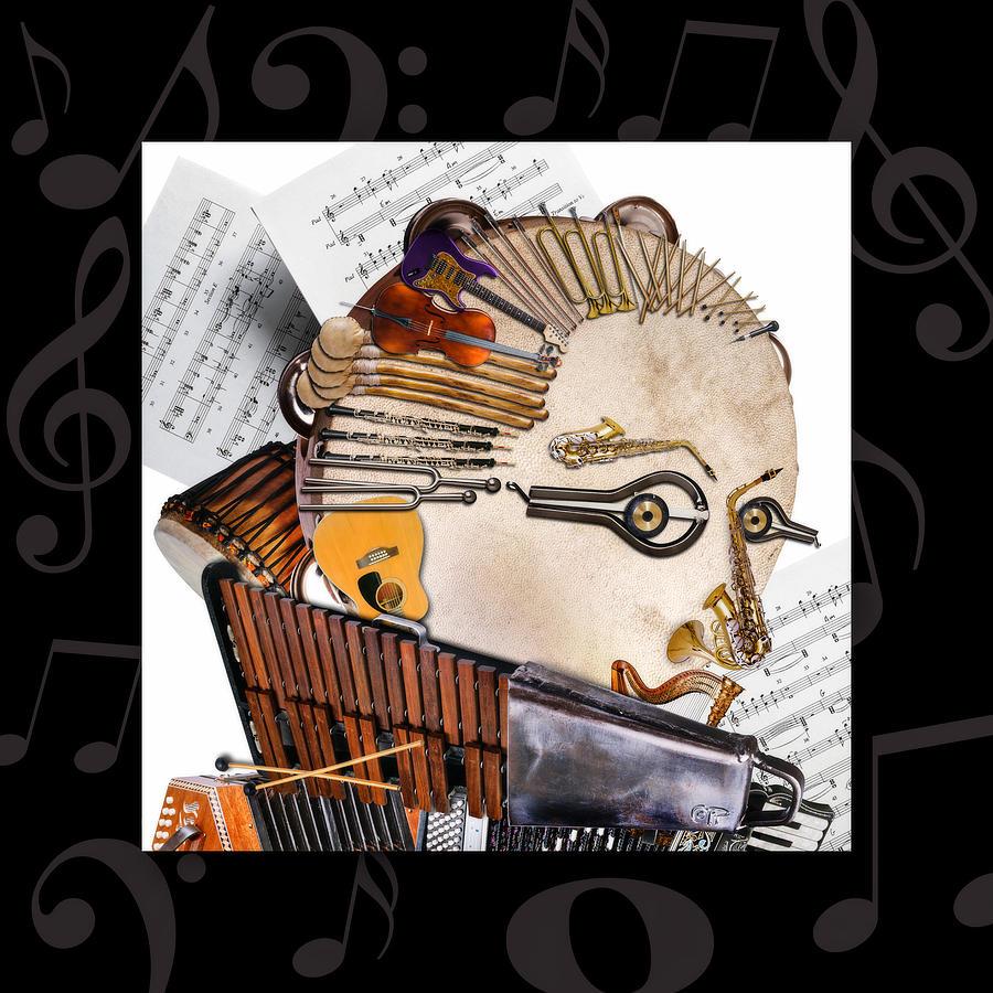 Orchestra Digital Art - The Orchestra by Alessandro Della Pietra